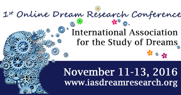 1st Annual Dream Research Conference