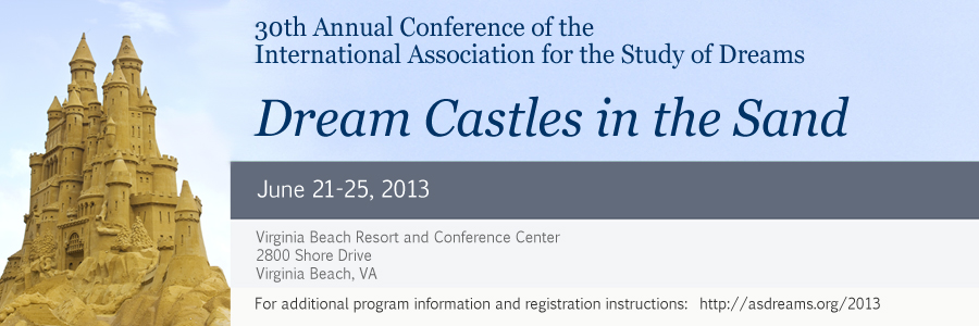 click for 2013 annual conference IASD