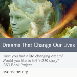 Have you had a life changing dream?  Would you like to tell your story? IASD Book Project.