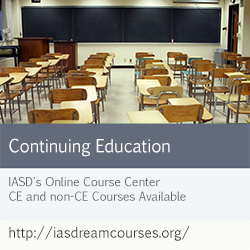 iasd continuing education square