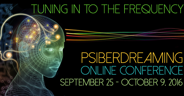 PsiberDreaming 2016 Online Conference