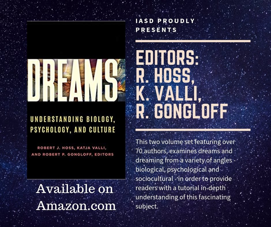 Journal: Dreaming Manuscript Submission | International Association