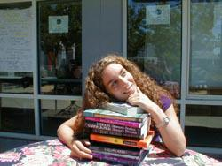 Sara Ridberg tries to decide which great dream book to read first.