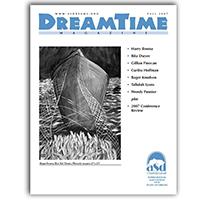 DreamTime magazine cover